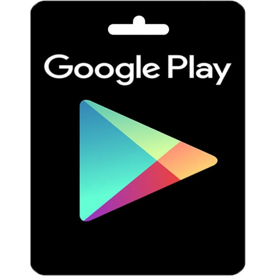 Google Play - 50$
